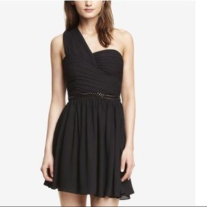 🌹3/$20 Express pleated cocktail dress size 12